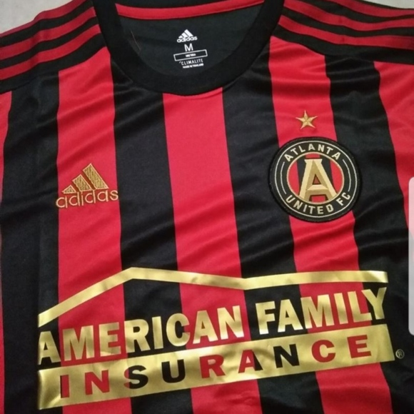 premium selection df56c 710bf Atlanta United home jersey (Hector Villalba)